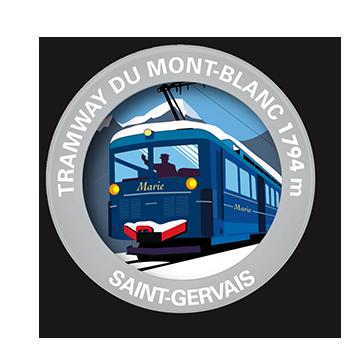 Logo Tramway du Mont-Blanc